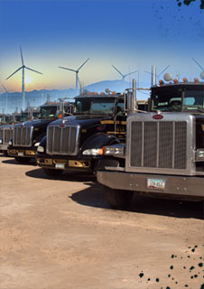 Wind and Solar Hauling Services
