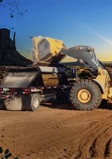 Sand, Gravel and Dirt Import Services